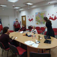 Обучаемся в школе иностранных языков SAMAVITA.BY